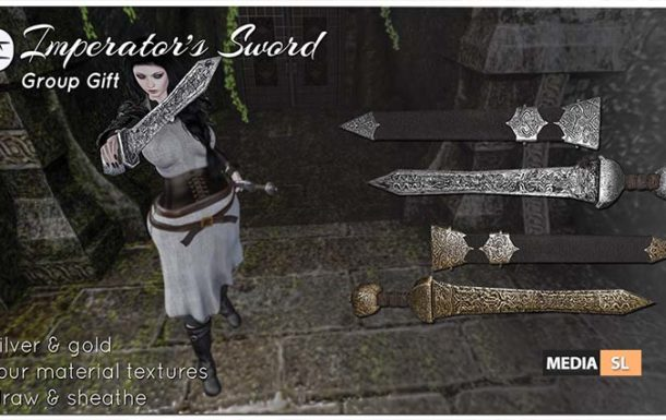 Imperator's Sword – Gift