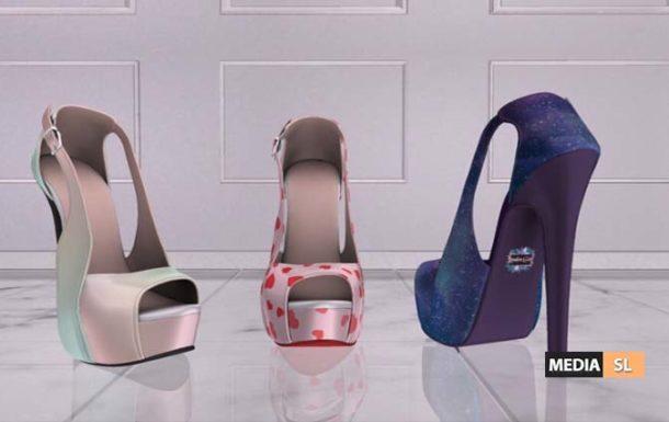 Iza Heels – Special Edition – NEW