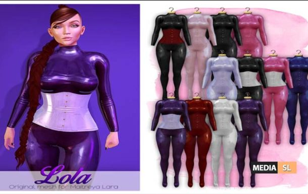 Lola for Kinky event + GIVEAWAY – NEW