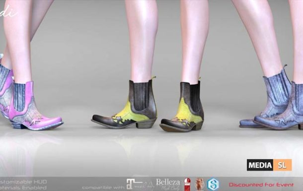 Adi Boots – NEW