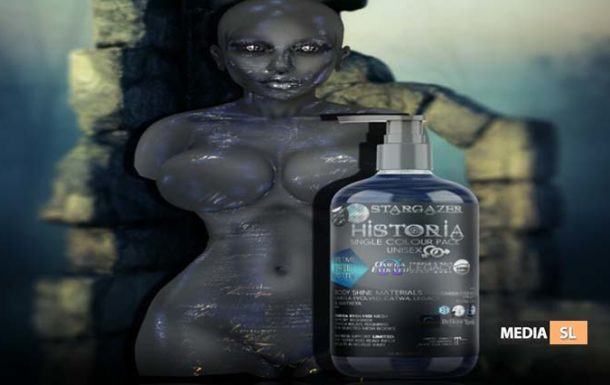 Poster Historia Body Shine – NEW
