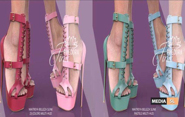 Jinx Heels – NEW