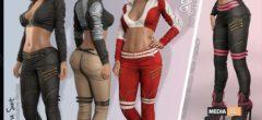 Yara Pants – Yara Jacket – Yara Boots – NEW