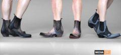 Anakin Boots – NEW