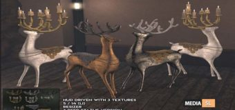 Deer Statue – NEW DECOR