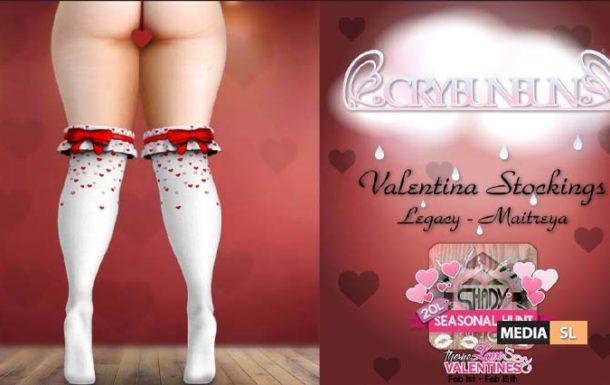 valentina stockings – NEW