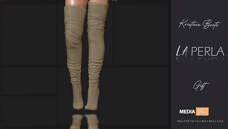 {LP}- Kristine Boots-L$1 – Gift