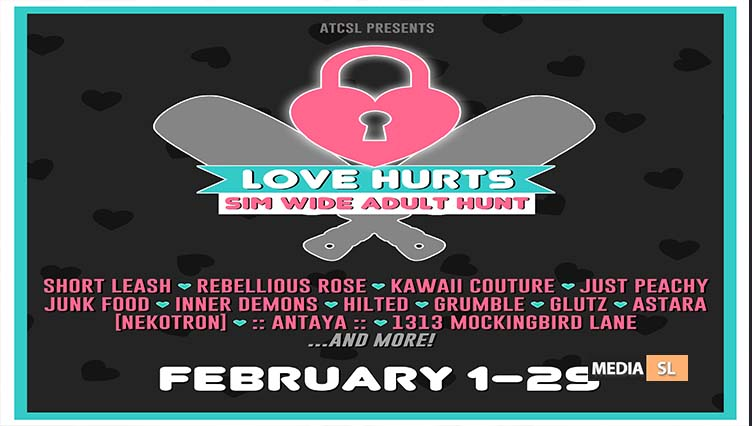 Love Hurts Hunt – February 2020