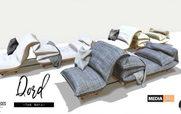 QORD the sofa – NEW DECOR