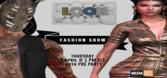 LOOK EVENT FASHION SHOW with PREPARTY !!