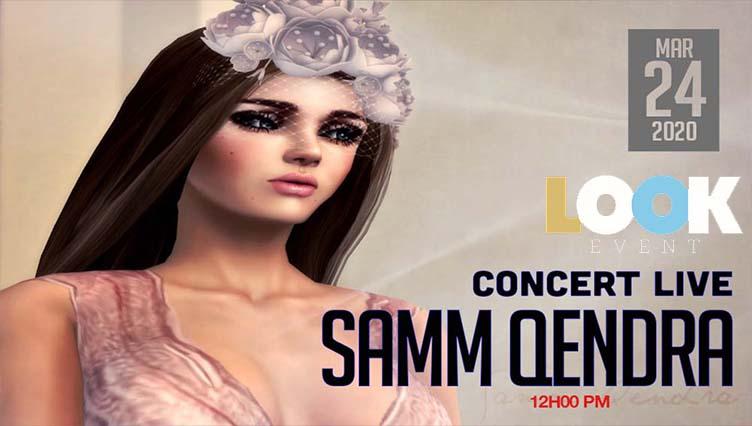 SAMM QENDRA CONCERT LIVE TODAY @ LOOK EVENT !! – Show