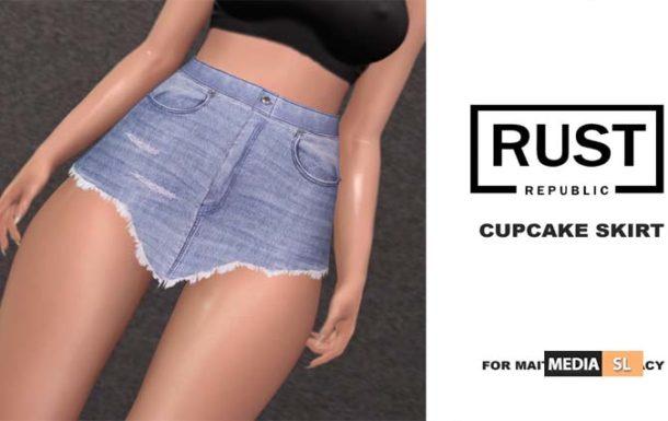 cupcake skirt – NEW