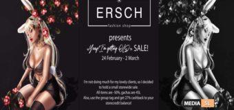 ERSCH – Sale