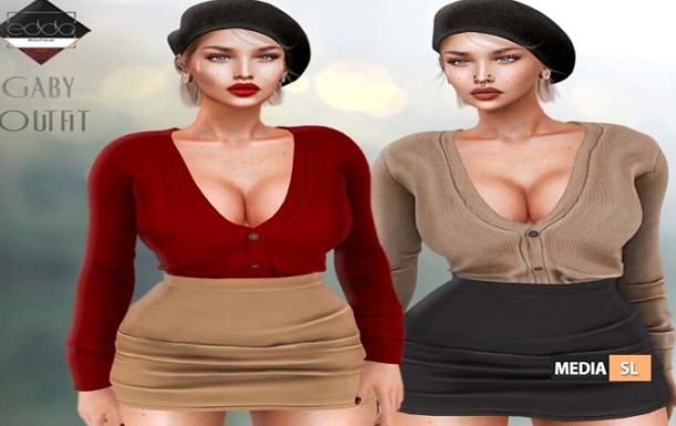Gaby Outfit – NEW