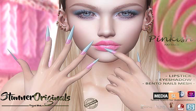Pinkish – NEW