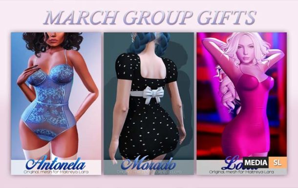 MAAI MARCH GROUP – Gift