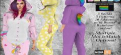 Unicorn Costume with Hud!! – NEW