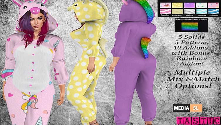 Unicorn Costume with Hud!! – NEW
