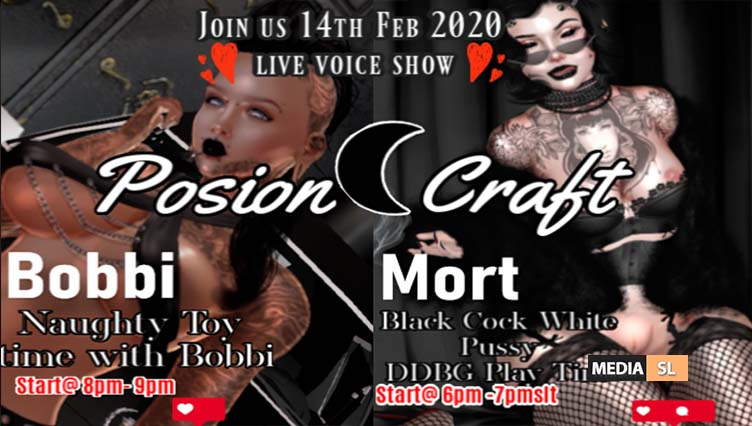 Valentines Day Massacre Live Mic Naughty Show