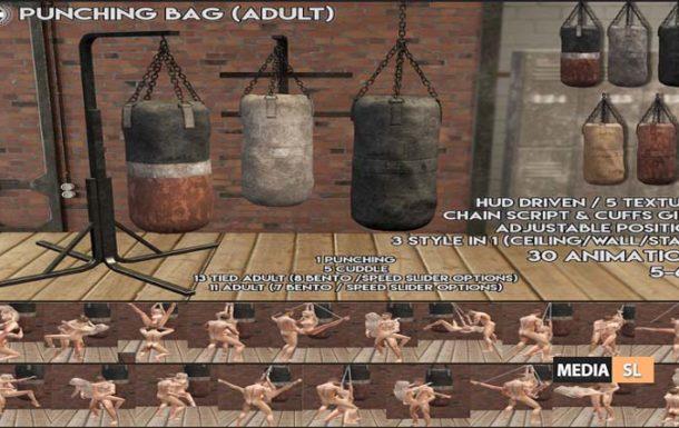 Punching bag Adult – NEW DECOR