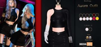 Aurora outfit – NEW