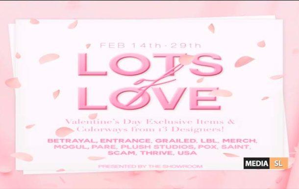 LOL Valentine's Day Sale!  – Sale