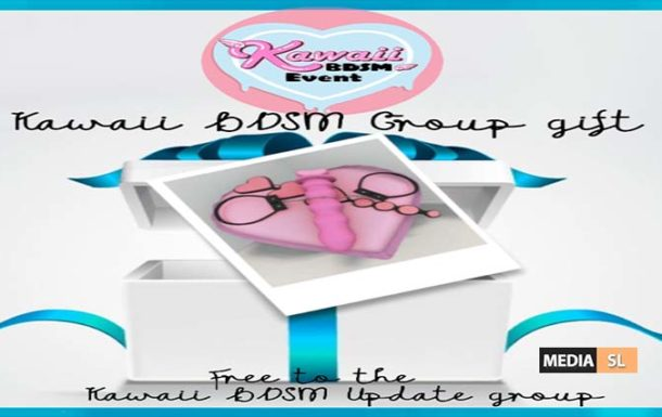 Kawaii BDSM Event – Gift