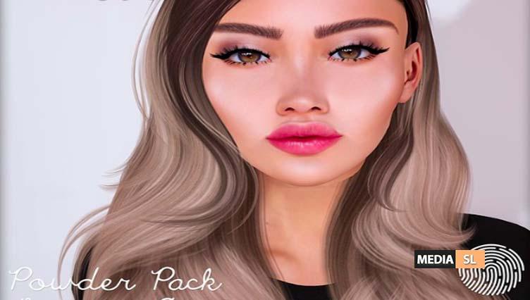 Mia skin for Lelutka Powder – NEW