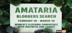 Amataria – Blogger Search!  – BLOG