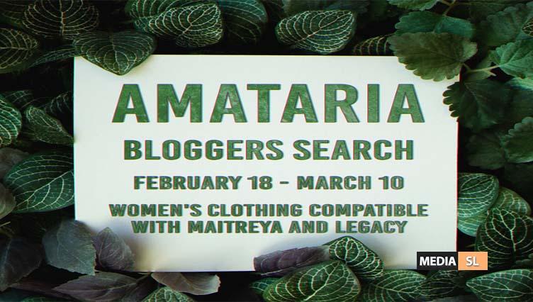 Amataria – Blogger Search!  – BLOG