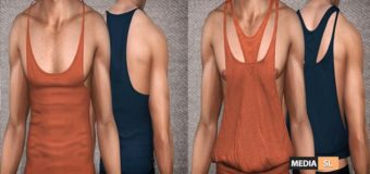 Tank Top Mirza & Loose Tank Summer updated – NEW MEN