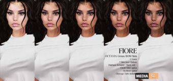 Fiore OCTAVIA Genus BOM Skin – NEW
