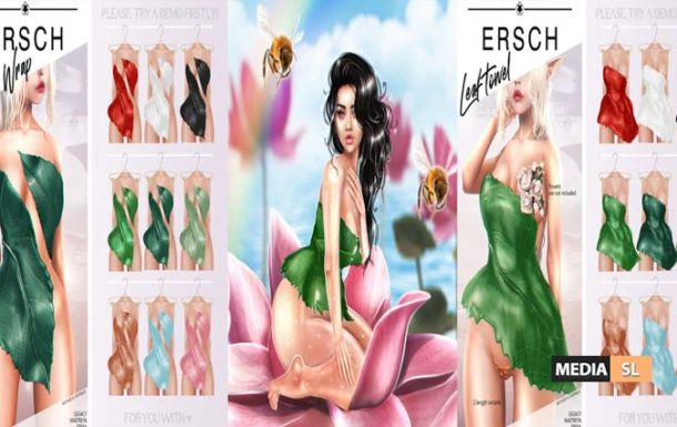ERSCH for Hentai Fair – NEW