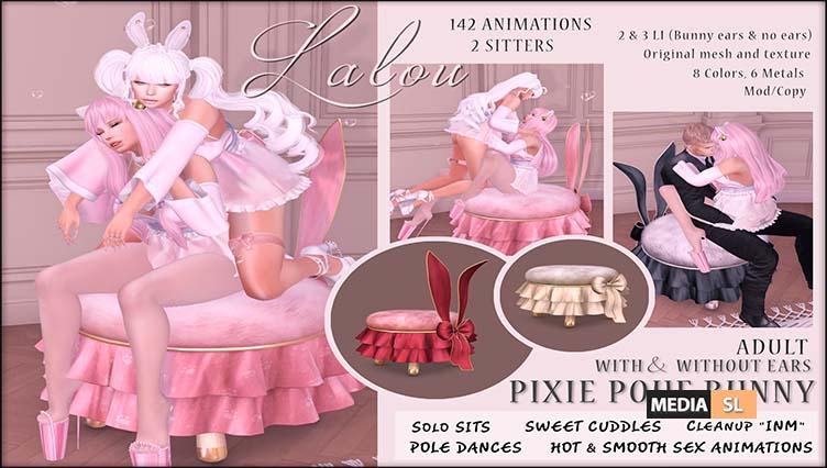 Lalou Erotic Furniture – Shop