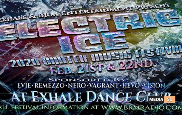 ELECTRIC ICE – 2020 WINTER MUSIC FESTIVAL – Show