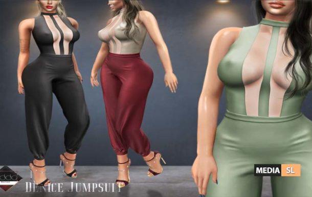 Denice Jumpsuit – NEW