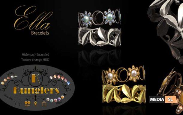 Ella bracelets – NEW