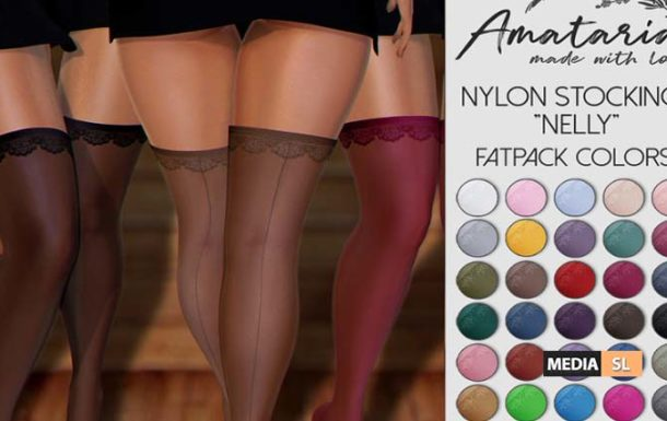 Nylon stockings – NEW