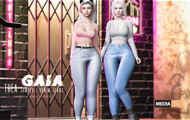 Thea outfit – Level Event – NEW