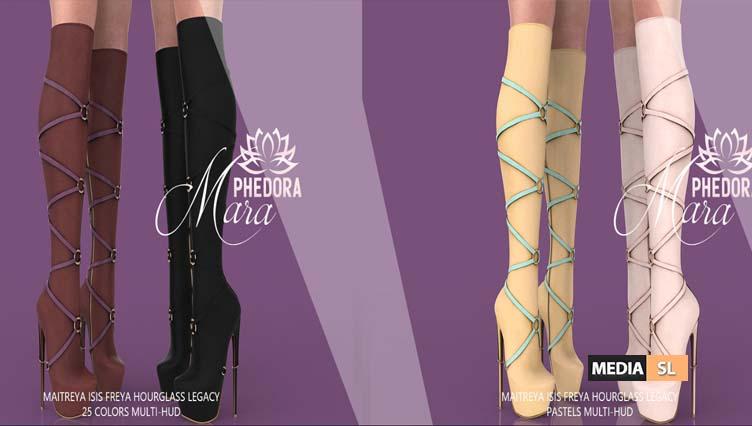 Mara Boots – NEW