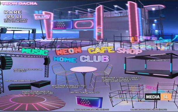 Neon gacha – Gacha