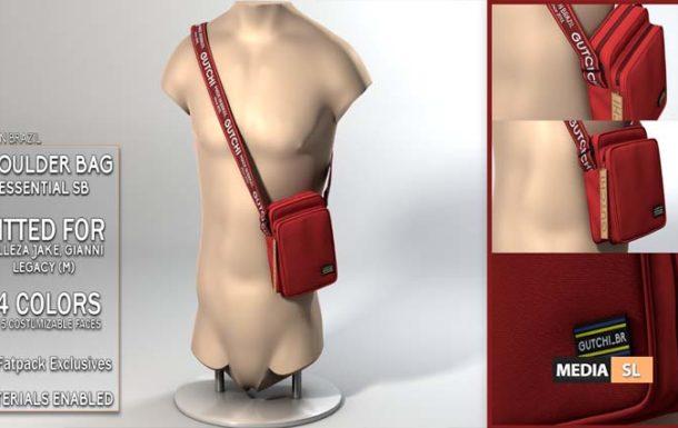 Shoulder Bag Essential SB – News Men