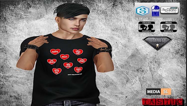 Anti-Valentine Shirt! – News Men