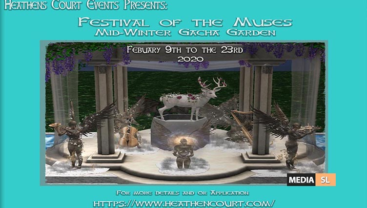 Festival of the Muses Event – February 2020