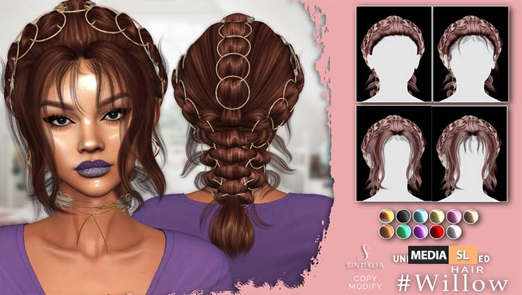 Willow hair – NEW