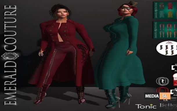 EC Genevieve Outfit  – NEW
