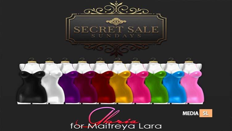 Maai @ Secret sale sundays – SALE