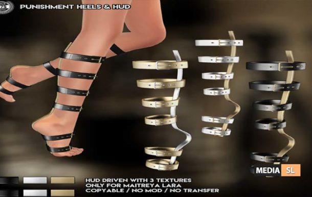Punishment Shoe – NEW