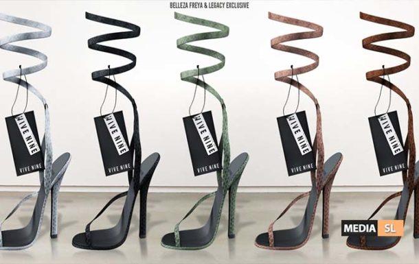 Vive Nine shoes – NEW