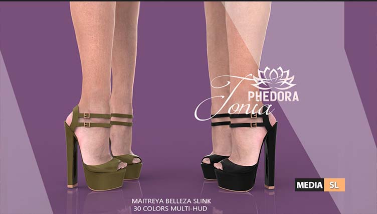 """Tonia"""" ankle strap Heels ♥ – NEW"""